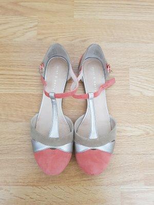 Mint&berry Bailarinas de tira multicolor