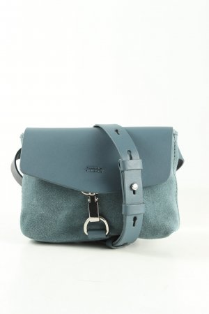 Mint&berry Bauchtasche blau Casual-Look