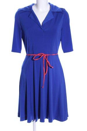 Mint&berry Empirekleid blau Casual-Look