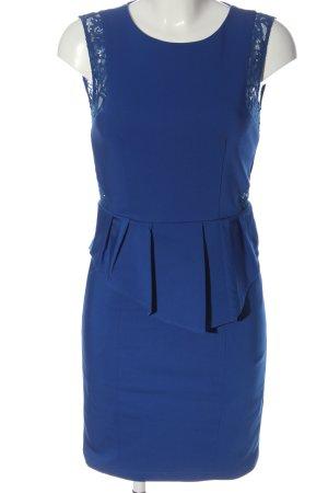 Mint&berry Etuikleid blau Elegant