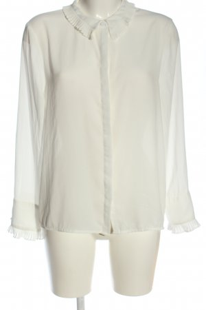 Mint&berry Shirt Blouse natural white business style