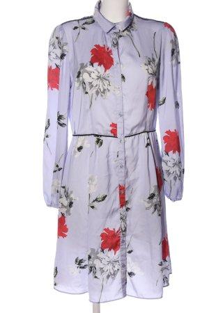 Mint&berry Abito blusa camicia stampa integrale stile casual