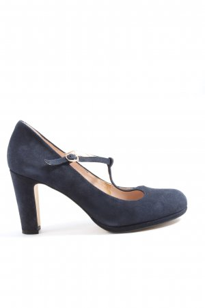 Mint&berry High Heels blau Business-Look