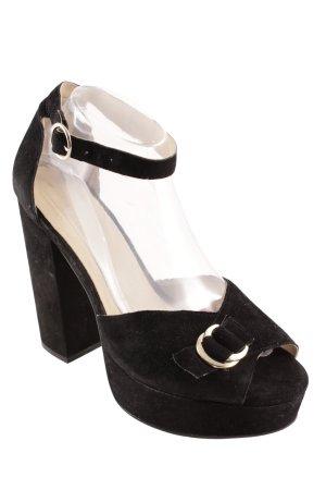 Mint&berry High Heels schwarz Elegant
