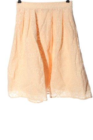 Mint&berry High Waist Skirt nude elegant
