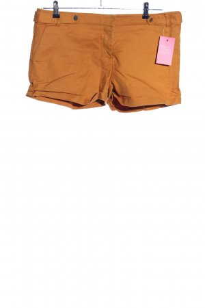 Mint&berry High-Waist-Shorts hellorange Casual-Look