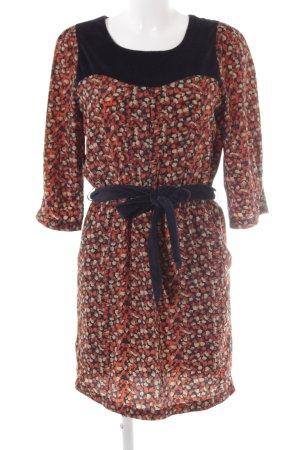 Mint&berry Robe en jersey multicolore style décontracté