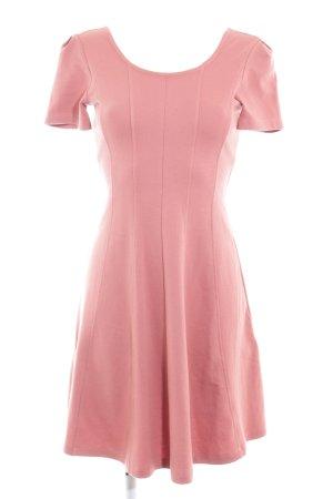 Mint&berry Robe en jersey or rose style décontracté