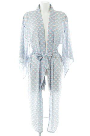 Mint&berry Kimono allover print casual look