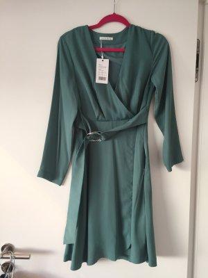 Mint&berry Longsleeve Dress cadet blue