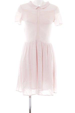 Mint&berry Kurzarmkleid hellrosa Elegant