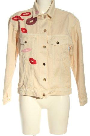 Mint&berry Short Jacket cream casual look