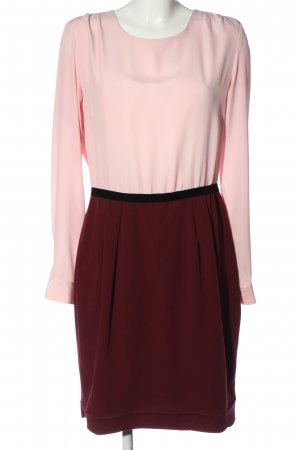 Mint&berry Langarmkleid pink-rot Casual-Look