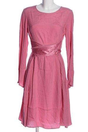 Mint&berry Longsleeve Dress pink elegant