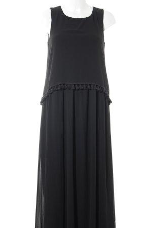 Mint&berry Maxi Dress black casual look