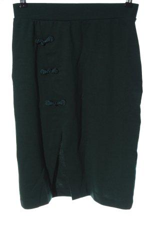 Mint&berry Spódnica midi khaki Melanżowy W stylu casual