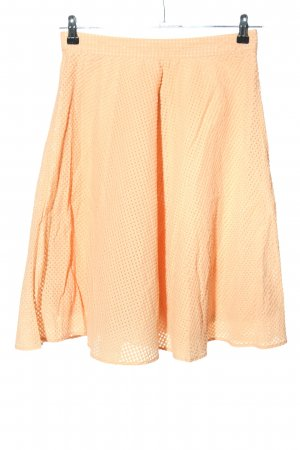 Mint&berry Spódnica midi jasny pomarańczowy W stylu casual
