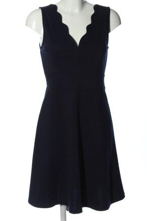 Mint&berry Mini vestido azul elegante