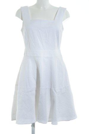 Mint&berry Minikleid weiß Casual-Look