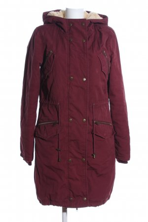 Mint&berry Parka rot Casual-Look