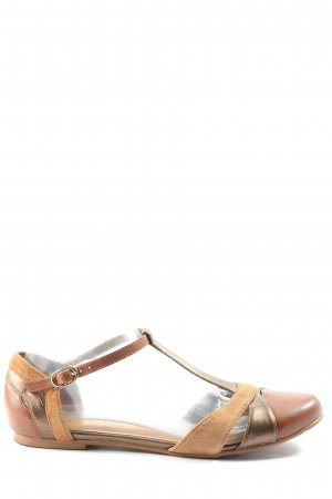 Mint&berry Strappy Ballerinas multicolored casual look