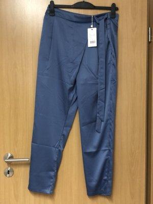 Mint&berry Jersey Pants cornflower blue