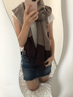 Mint&berry Gebreide sjaal veelkleurig
