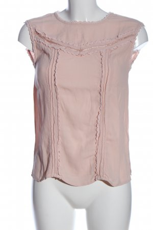 Mint&berry Schlupf-Bluse pink Casual-Look