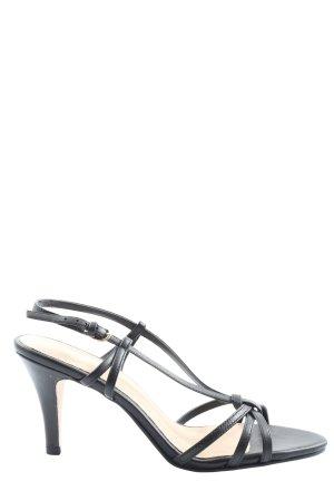 Mint&berry Slingback-Pumps schwarz Elegant