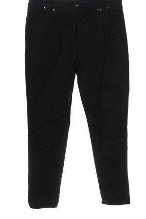 Mint&berry Jersey Pants black business style