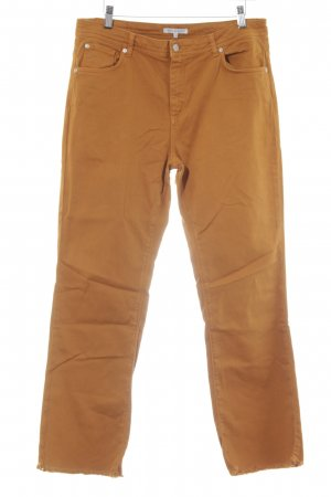 Mint&berry Stoffhose hellorange Casual-Look