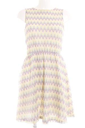 Mint&berry Strickkleid mehrfarbig Casual-Look
