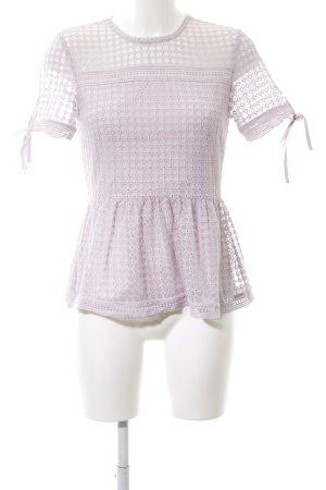 Mint&berry T-Shirt lila Elegant