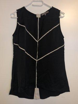 Mint&berry Blouse topje zwart-wit