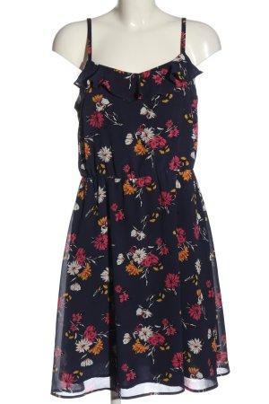 Mint&berry Trägerkleid Allover-Druck Elegant