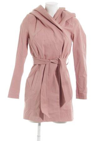 Mint&berry Übergangsmantel roségoldfarben Casual-Look