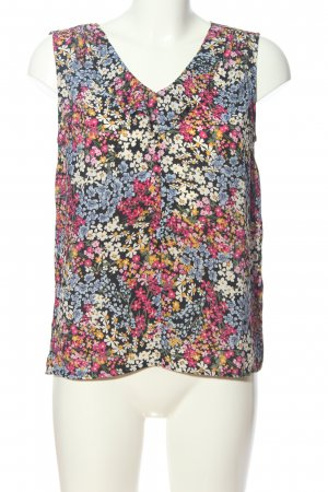 Mint&berry Blouse topje bloemenprint casual uitstraling