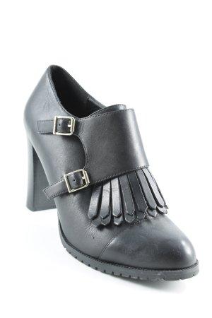 Mint&berry Western-Stiefeletten schwarz Casual-Look