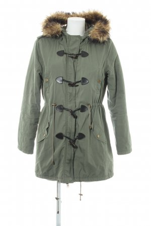 Mint&berry Winterjacke khaki Casual-Look