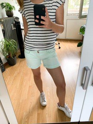 Mint grüne Shorts von Only W28