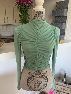 Koucla T-shirt court vert menthe-turquoise