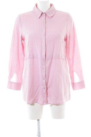 Mint Velvet Langarmhemd rosa Elegant