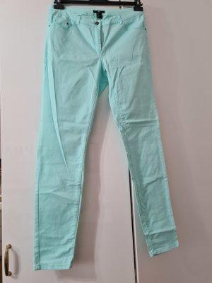 H&M Stretch Jeans mint