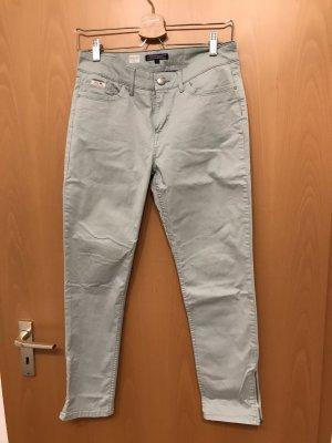 mintfarbene Jeans Tommy Hilfiger