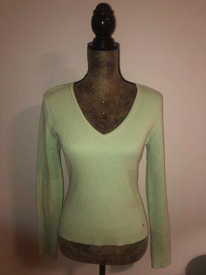 Mintfarbener Pullover von Tommy Hilfiger