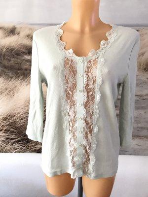 Biba Ribbed Shirt multicolored cotton