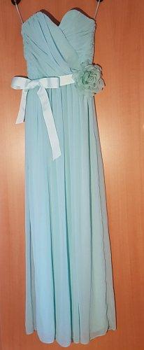 Asos Vestido de baile azul claro