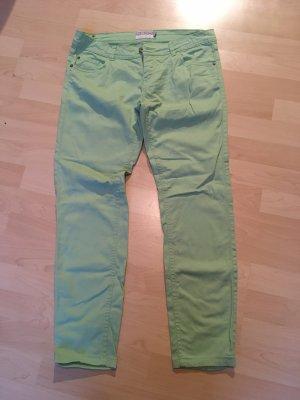 Mintgrüne Hose L