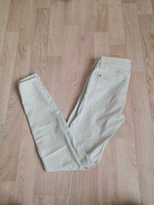 Mintgrüne leichte Hose