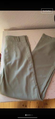 Mintgrüne Stoffhose